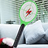 Pas cher Wasp Swatter Mosquito Killer Electric Tennis Bat Raquette à main Insecte Fly Bug Wasp Swatter big sales