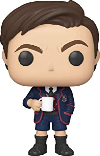 Funko- Pop TV: Umbrella Academy-Number Five w/Chase (Styles