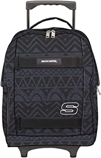 Skechers School Backpacks for Unisex, Black