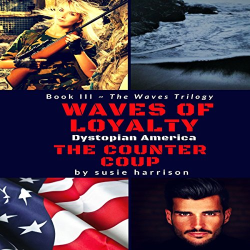 Waves of Loyalty: The Counter Coup audiobook cover art