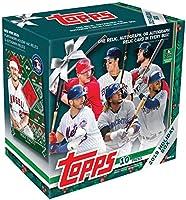 2019 Topps Exclusive Holiday Mega Baseball Card Box