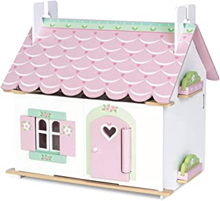 Le Toy Van Dollhouse & Accessories, Lily's Cottage