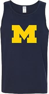 NCAA Primary Logo, Team Color Tank Top, College, University
