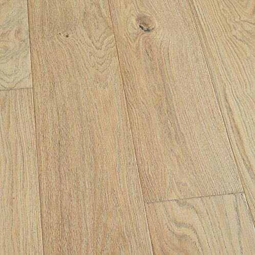 Malibu Wide Plank HDMPCL121EF French Oak Mavericks 3/8 in. Thick x 6-1/2 in. Wide x Varying Length Click Lock Hardwood Flooring