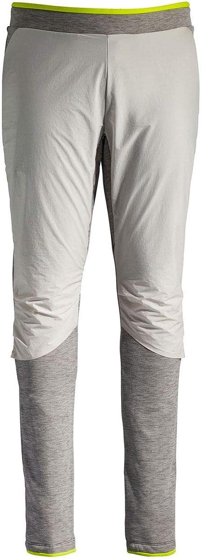 Vaude Men's Fleece Trousers with Green Core Motif
