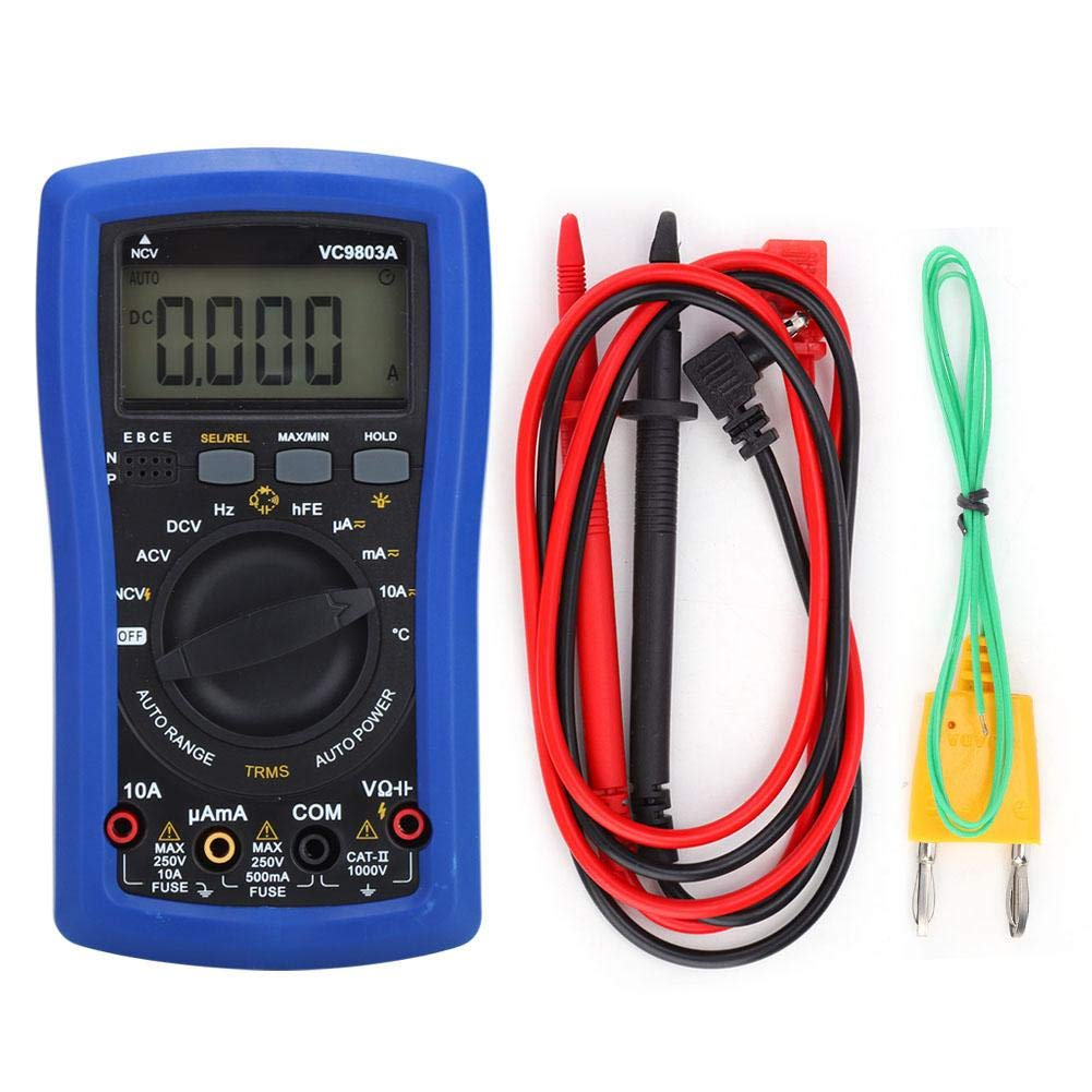 Data Hold Highlight Backlight Current Tester New Oakland Mall product type Resistance Voltage