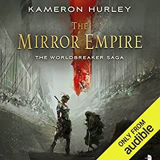 The Mirror Empire audiobook cover art