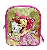 Mochila para guardería Mia and Me Gold original, mochila escolar nueva oferta 2016