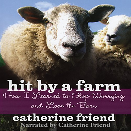 Hit by a Farm audiobook cover art