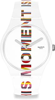 Reloj Swatch New Gent SUOZ330 Time's Magic