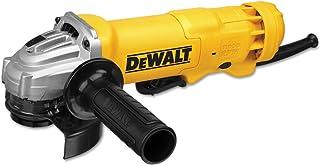 DEWALT Angle Grinder Tool, 4-1/2-Inch, Paddle Switch with No Lock, 11-Amp (DWE402N)