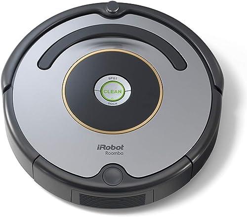 iRobot Roomba 615 - Robot aspirador para suelos duros y alfombras, con tecnología Dirt Detect, sistema de limpieza en...