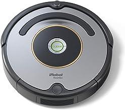 iRobot Roomba 615 - Robot aspirador para suelos duros y alfombras, con tecnología Dirt Detect, sistema de limpieza en 3 fases, 34 x 34 x 9,2 cm