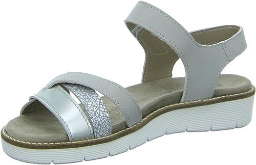 LONGO Damen Sandaletten 1020106 1020106 beige 299145