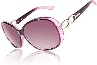 Designer Oversized Sunglasses for Women Polarized UV400...