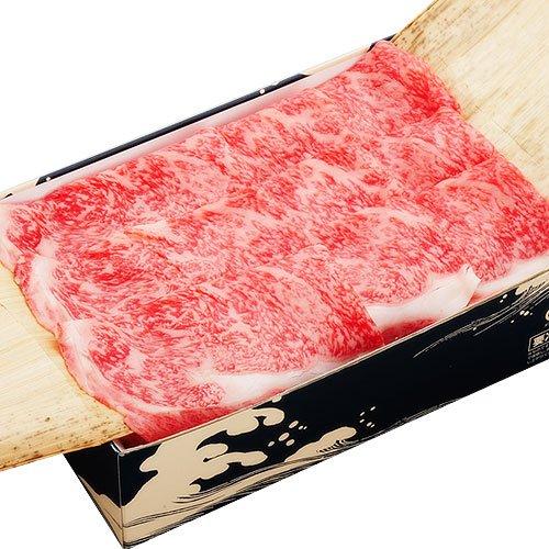 米沢牛登起波 米沢牛 リブロース極上(芯)すき焼き用1kg (すき焼きタレ2本付)【化粧箱入り】