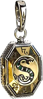 The Noble Collection Lumos Charm: Het Slytherin medaillon