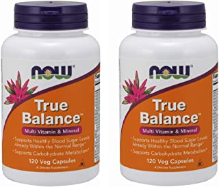 Now Foods: True Balance Multi, 120 caps (2 pack)
