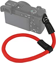 Haoge Camera Hand Wrist Strap for Olympus E-M1 E-M5 II III E-M10 II III E-P5 E-PL5 E-PL6 E-PL7 E-PL8 E-PL9 E-PL10 SH-1 SH-...