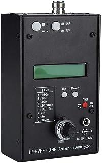 Slijtvaste antenne-analyzer Hoge precisie SWR-antennemeter stabiel met antenne-connectoradapter