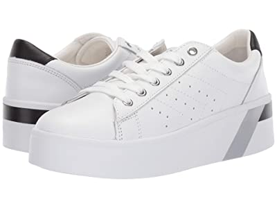 Marc Fisher LTD Tony (White Leather) Women