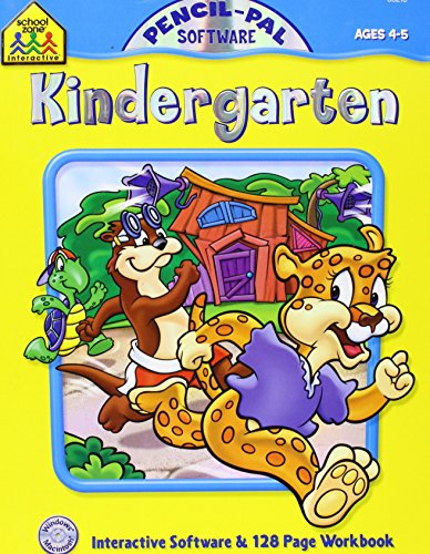 Price comparison product image Pencil Pal Kindergarten (paperback with cd-rom)