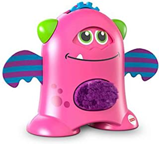 Fisher Price Mini Monster Tote Along Monsters - Pink (Dispatched From UK)