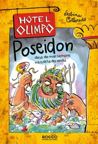 Poseidon. Deus do Mar Sempre na Crista Onda