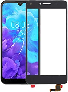 Touch Panel for Huawei Y5II New (Black) Hengk (Color : Black)