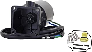 Rareelectrical TILT MOTOR & RESERVOIR COMPATIBLE WITH MERCURY MARINE 813447 819479A1 819480A1 893907A02