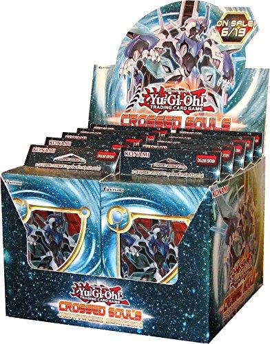 Konami YuGiOh Crossed Souls Advance Edition Box [Sealed]