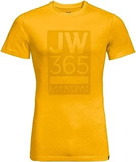 Jack Wolfskin 365 T Men's Organic Cotton T-Shirt