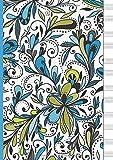 Cuaderno De Musica Pentagrama Para Piano: 6 sistemas de 2 pentagramas de piano por página - en blanco - A4- 110 paginas - escuela de música, niño, estudiante