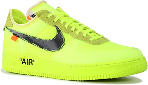 Nike Air Force 1 Low x Off blanco - negro blanco-Cone-negro Trainer