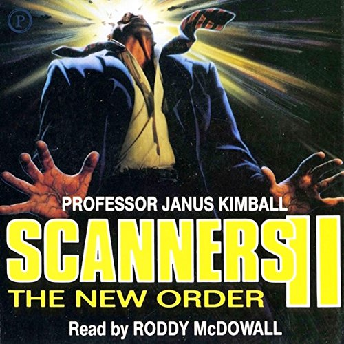 Scanners II audiobook cover art