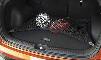 Amazon Com Worth Mats Black Mesh Floor Trunk Cargo Net Suv Storage Organizer Net For Mazda Cx 5 Automotive