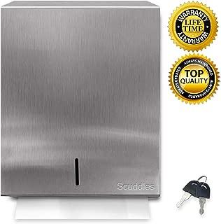 Best stainless steel paper towel dispenser Reviews