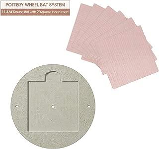 Mardili bat System for Potter's Wheel, 11-3/4