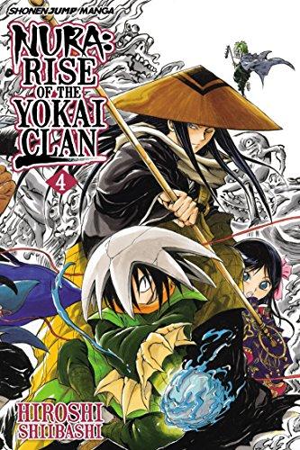 Nura: Rise of the Yokai Clan, Vol. 4 (4)