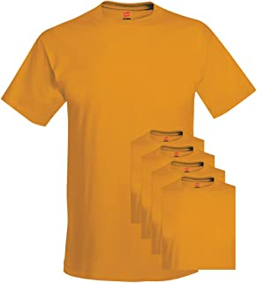 Hanes Men's 2135p5b Big Crew T-Shirts (Pack of Five)