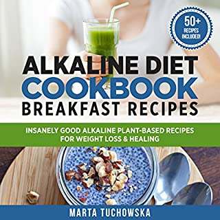 Alkaline Diet Cookbook Breakfast Recipes cover art