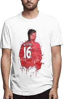 roy keane manchester united shirt