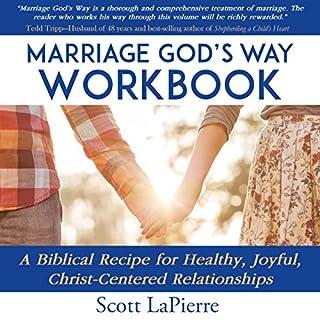 Marriage God's Way Workbook audiobook cover art