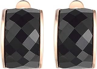 Clip Earrings for Women Cubic Zirconia Bride Earrings Celebrity Jewelry CZ Bridesmaid Gift Earrings