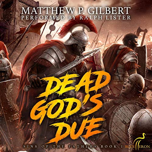 Dead God's Due audiobook cover art