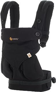 Ergobaby Baby Carrier (Original 360), Pure Black