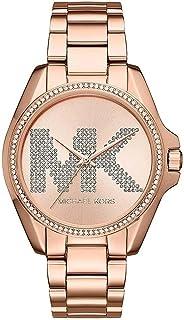 Michael Kors Watch Set For Women Analog Stainless Steel - mk 6556