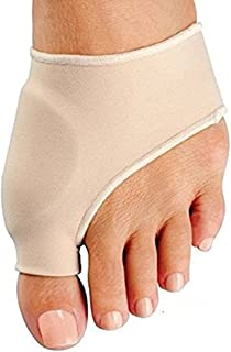 2pcs Orthopedic Bunion Corrector and Bunion Relief Sleeve with Gel Bunion Pads Cushion Splint Bunion Protector for Men and...