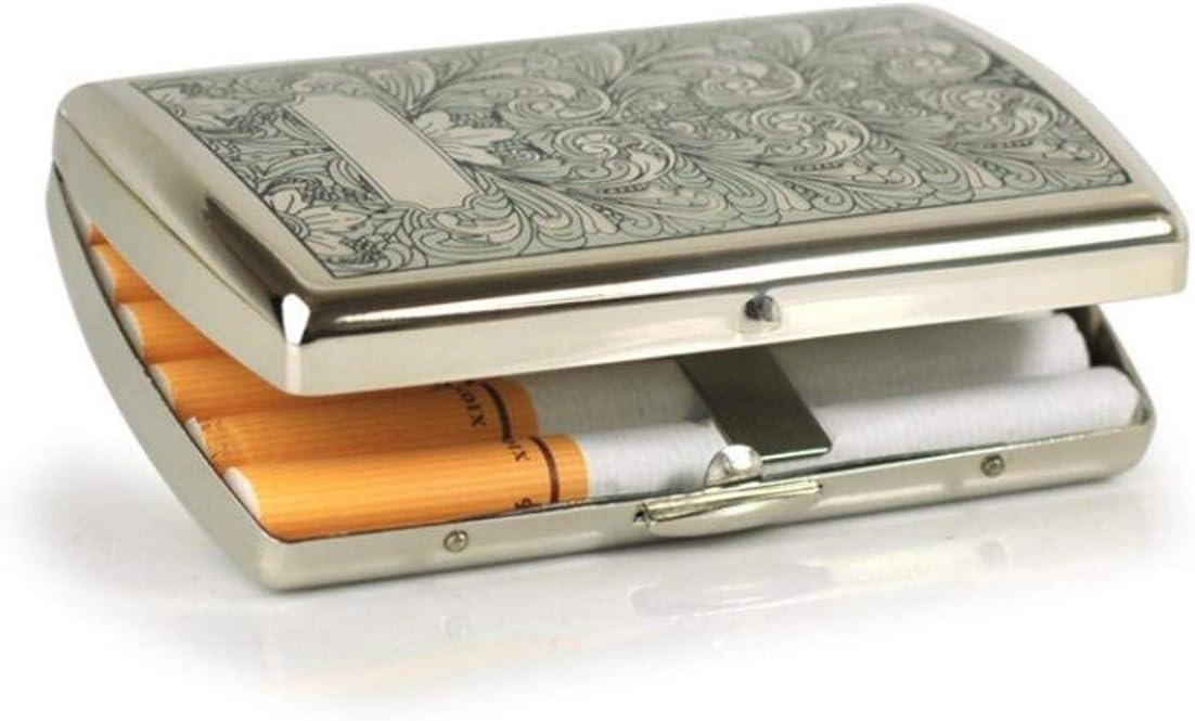LIMEI-ZEN Special price Cigarette Box Pure famous Copper Case C One-Piece