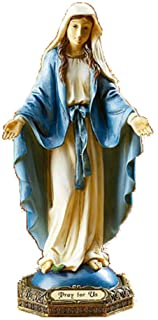 JMJ Products, LLC Our Lady of Grace 9 Inch Color Statue